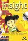 Insight Anglais 2e : Manuel (avec 1 CD audio) par Masson