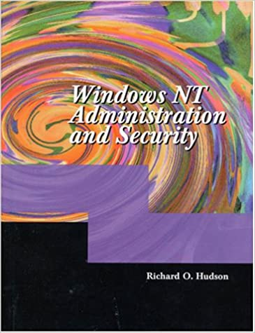 Book Windows NT Administration and Security