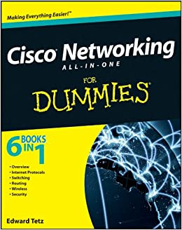 Cisco Networking All-in-One Dummies
