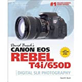 David Busch's Canon EOS Rebel T4i/650D Guide to Digital SLR Photography, 528 Pages, Best Gadgets