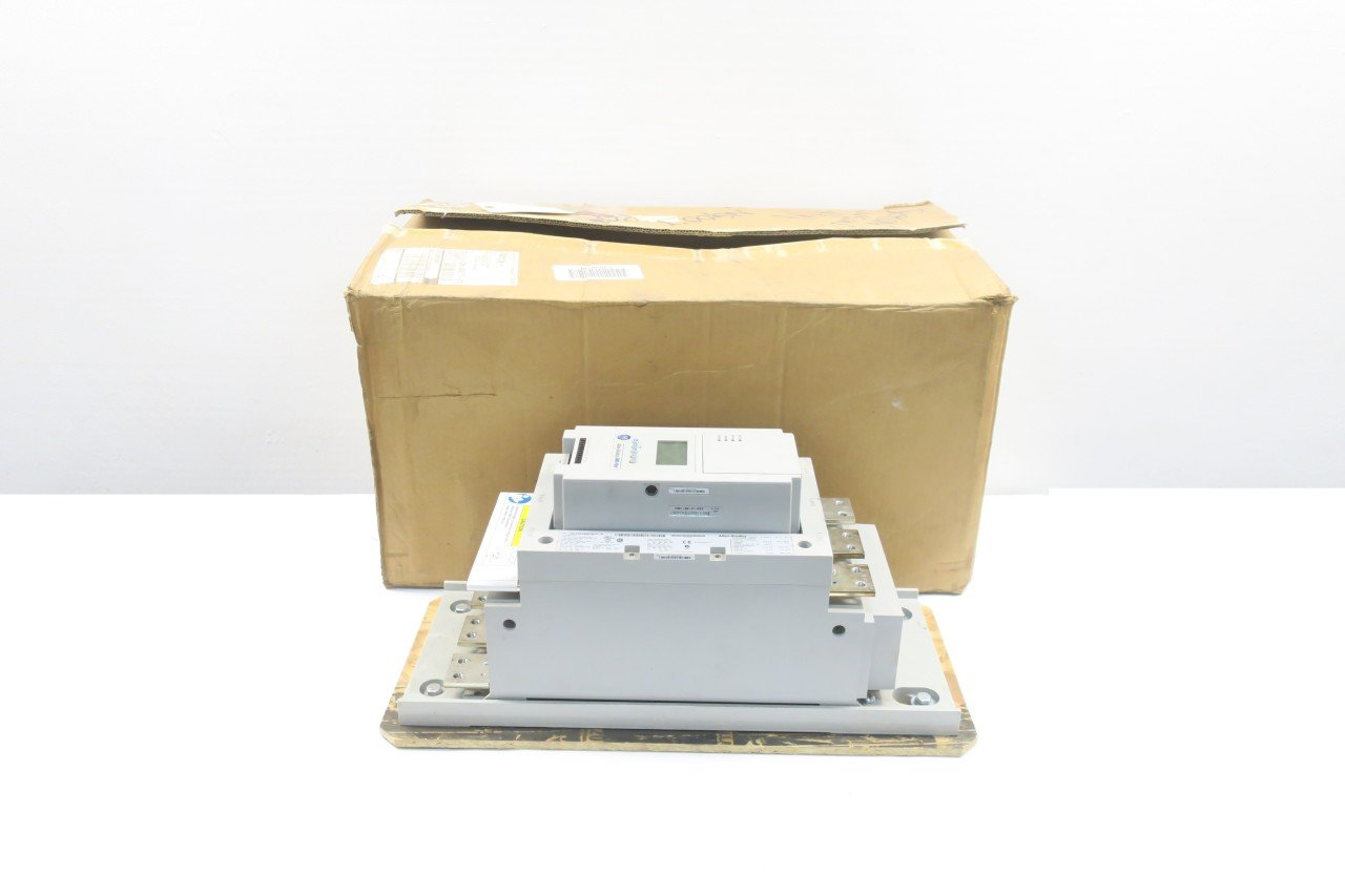 NEW ALLEN BRADLEY 150-F201NBDB SMC FLEX AC DRIVE SER B 200-480V-AC 250HP D587380