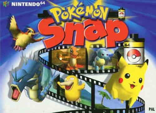 Image result for pokemon snap