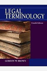 Legal Terminology, Fourth Edition Spiral-bound