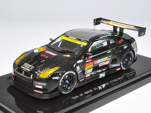 EBBRO 1 43 RUN UP GROUP GT-R SUPER GT300 2013 No.360 (japan import)