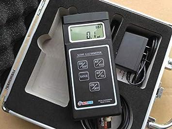SJ300 Medición magnética Residual Medidor de Gauss de Alta ...