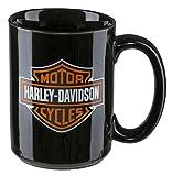 Harley-Davidson Core Bar & Shield Logo Coffee Mug, 15 oz. -...