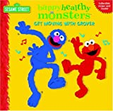 Get Moving with Grover, RH Disney Staff, 0375830464