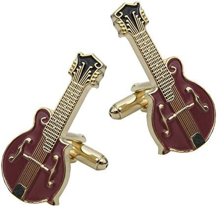 Mandolina guitarra Gemelos en una caja de regalo de John Coulter ...