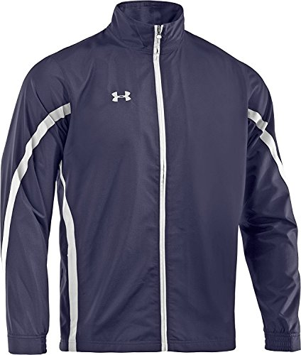 Football Signature Jacket - Under Armour UA Essential Warm-Up XL Midnight Navy