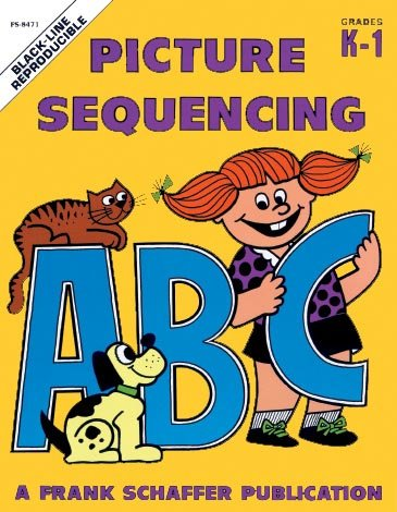 Picture Sequencing, Grades K to 1: Frank Schaffer: 9780768205800 ...