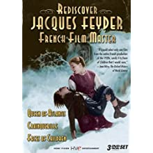 Rediscover Jacques Feyder French Film Master: Queen of Atlantis/Crainquebil... of Children