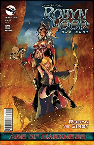 Grimm Fairy Tales Presents : Realm Knights Zenescope one-shot C cover
