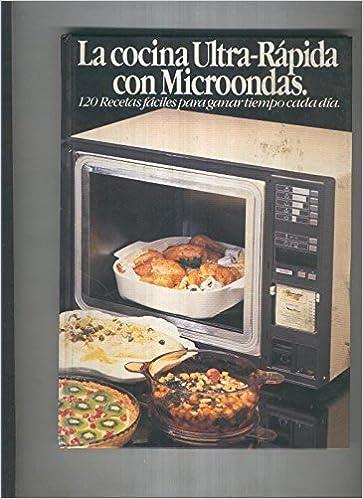 La cocina ultra rapida con Microondas: Itos Vazquez: Amazon ...