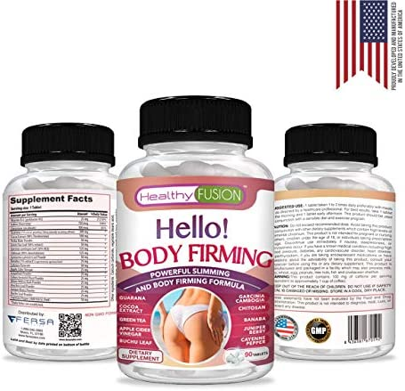 The Anti-Cellulite Revolution – Powerful Anti-Cellulite and Slimming Agent - Eliminates and Prevents Orange Peel Skin - The Most Powerful Formula - Get Rid of Cellulite Once and for All! - 90 Capsules 4