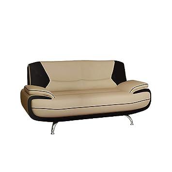 Mirjan24 Outlet !! Zweisitzer Sofa Palermo 2, Relaxsofa vom ...