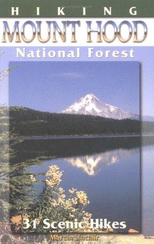 Hiking Mount Hood National Forest