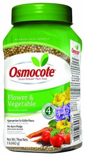 Osmocote Flower & Vegetable Plant Food