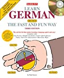 Learn German the Fast and Fun Way, Paul G. Graves and H. Strutz, 0764176854