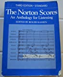 The Norton Scores, , 0393091112