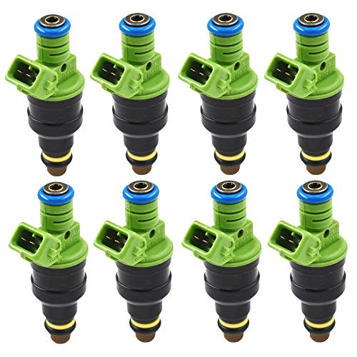 Lt1 Fuel Injectors - labwork-parts 842lb 440cc EV1 Fuel Injectors fit for GM LT1 LS1 LS6 Ford Mustang SOHC DOHC