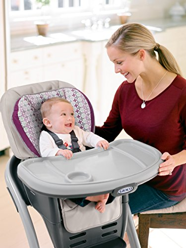 Graco Blossom 4-in-1 Convertible High Chair Seating System, Nyssa by Graco (Image #9)
