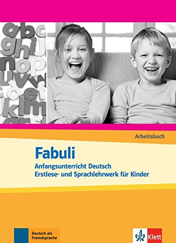 Read Online Fabuli: Arbeitsbuch (German Edition) pdf