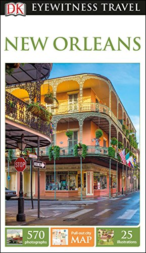 DK Eyewitness Travel Guide New Orleans