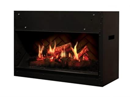 Dimplex Vf2927l Opti V Solo Fireplace Black Built In Soap