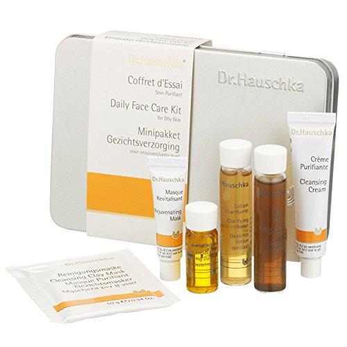 Dr Hauschka Daily Face Care Kit Oily Skin Dr Hauschka Skin Care Lemon Bath