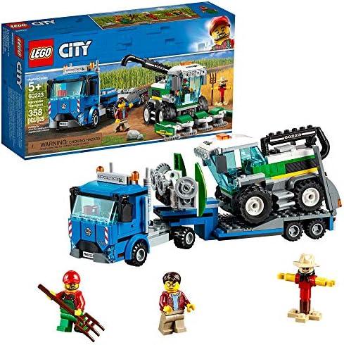 LEGO Vehicles Harvester Transport Building product image