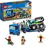 LEGO City Great Vehicles Harvester Transport 60223 Building Kit , New 2019 (358 Piece)