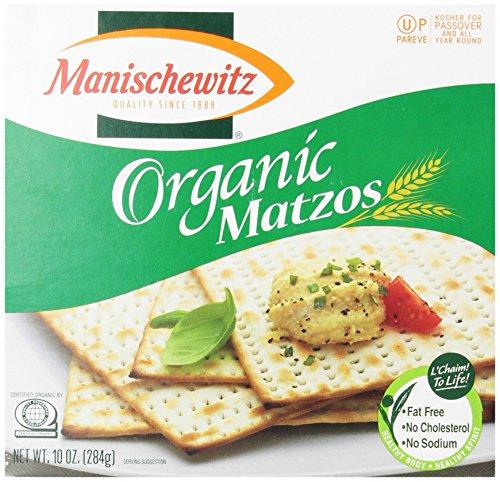 Manischewitz Organic Matzo Cracker, 10 Ounce