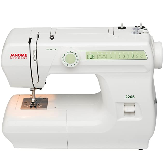 Janome 2206 Sewing Machine Reviews