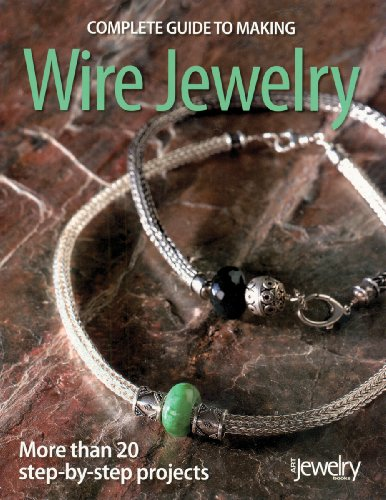 - Kalmbach Publishing Books Complete Guide To Making Wire Jewelry