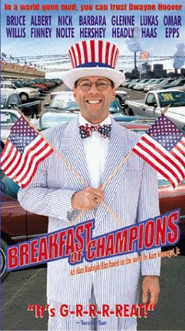 Breakfast of Champions [VHS] (Breakfast Nook Sale)