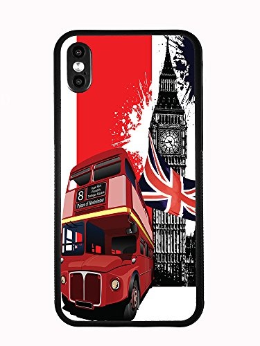 London Tour Bus for iPhone Xs (2018) / iPhone X (2017)...