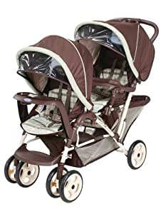 Graco DuoGlider LX Stroller, Brentwood (Discontinued by Manufacturer)