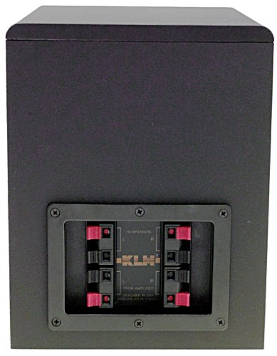 amazon com klh 9000b home theater speaker system discontinued by amazon com klh 9000b home theater speaker system discontinued by manufacturer home audio theater