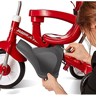 Radio Flyer Footrest Accessory Stroller Trike: Toys & Games