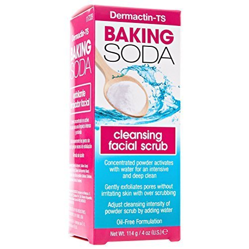 Baking Soda For Face Scrub