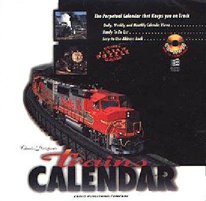 Trains Calendar by INDI