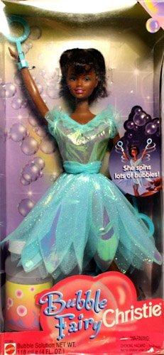 Mattel Barbie Bubble Fairy Christie