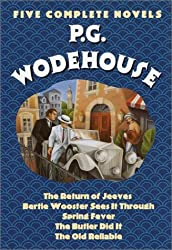 P.G. Wodehouse: Five Complete Novels