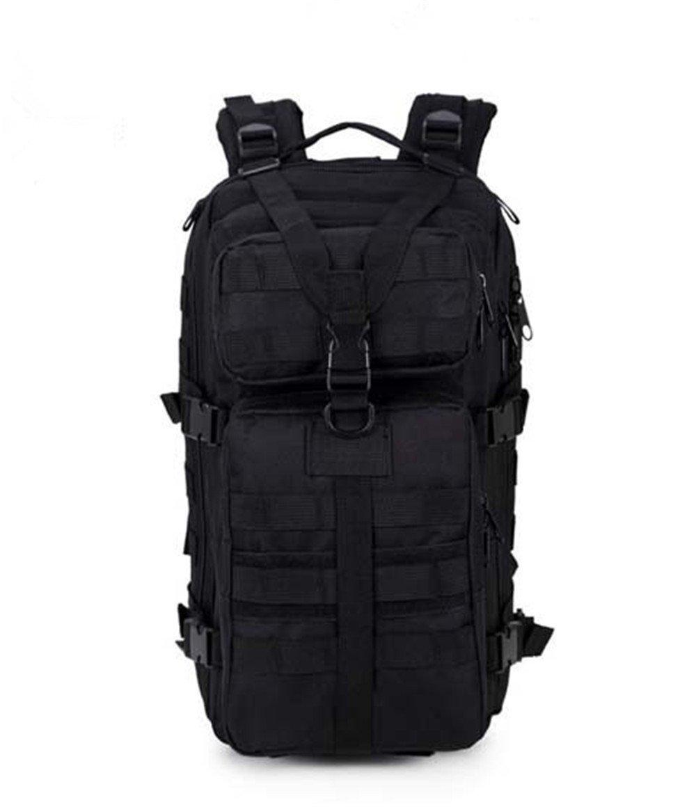 【超ポイントバック祭】 ジムバッグ B07PHS42TZ 多機能防水オックスフォードクロス登山バッグ 折りたたみ可能な軽量軽量スポーツ (色 ブラック) : ブラック) B07PHS42TZ (色 ブラック, BABYISH:3f43ac96 --- a0267596.xsph.ru