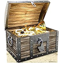 Treasure Chest - Pirates of the Caribbean: Dead Men Tell No Tales (2017 Film) - Advanced Graphics Life Size Cardboard Standup