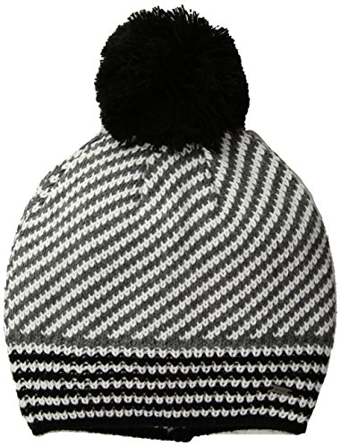 Galleon - Tommy Hilfiger Women s Diagonal Stripe Beanie 3a837d76c16