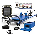 STOTT PILATES SPX Pilates Reformer Athletic Conditioning Package with Cardio-Tramp Rebounder