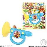 Anpanman 10 pieces Candy Toys & soft confectionery in rhythm (Anpanman)