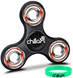 Chillax Fidget Spinner - Tri-Spinner Fidget Toy for Anxiety and ADHD - ...