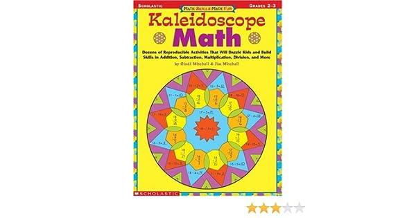 Workbook free printable graph worksheets : Amazon.com: Kaleidoscope Math, Grades 2-3 (9780439086769): Cindi ...